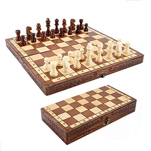 Schachbrett - Spielen wie die Könige